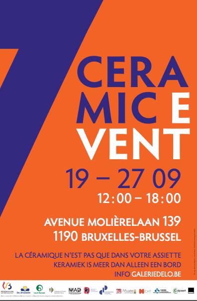 affiche-ceramic-event-exposition-bruxelles