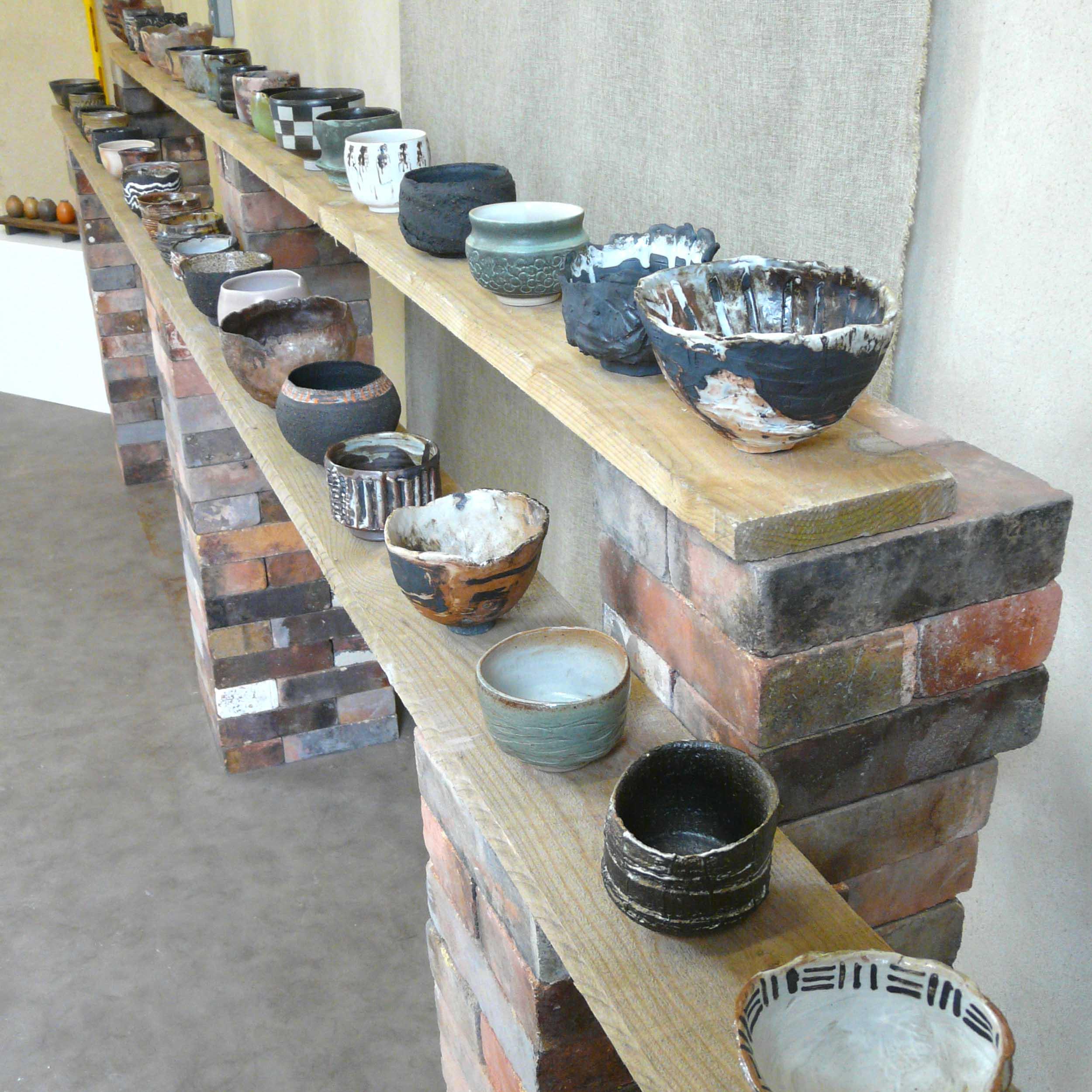 céramique contemporaine utilitaire