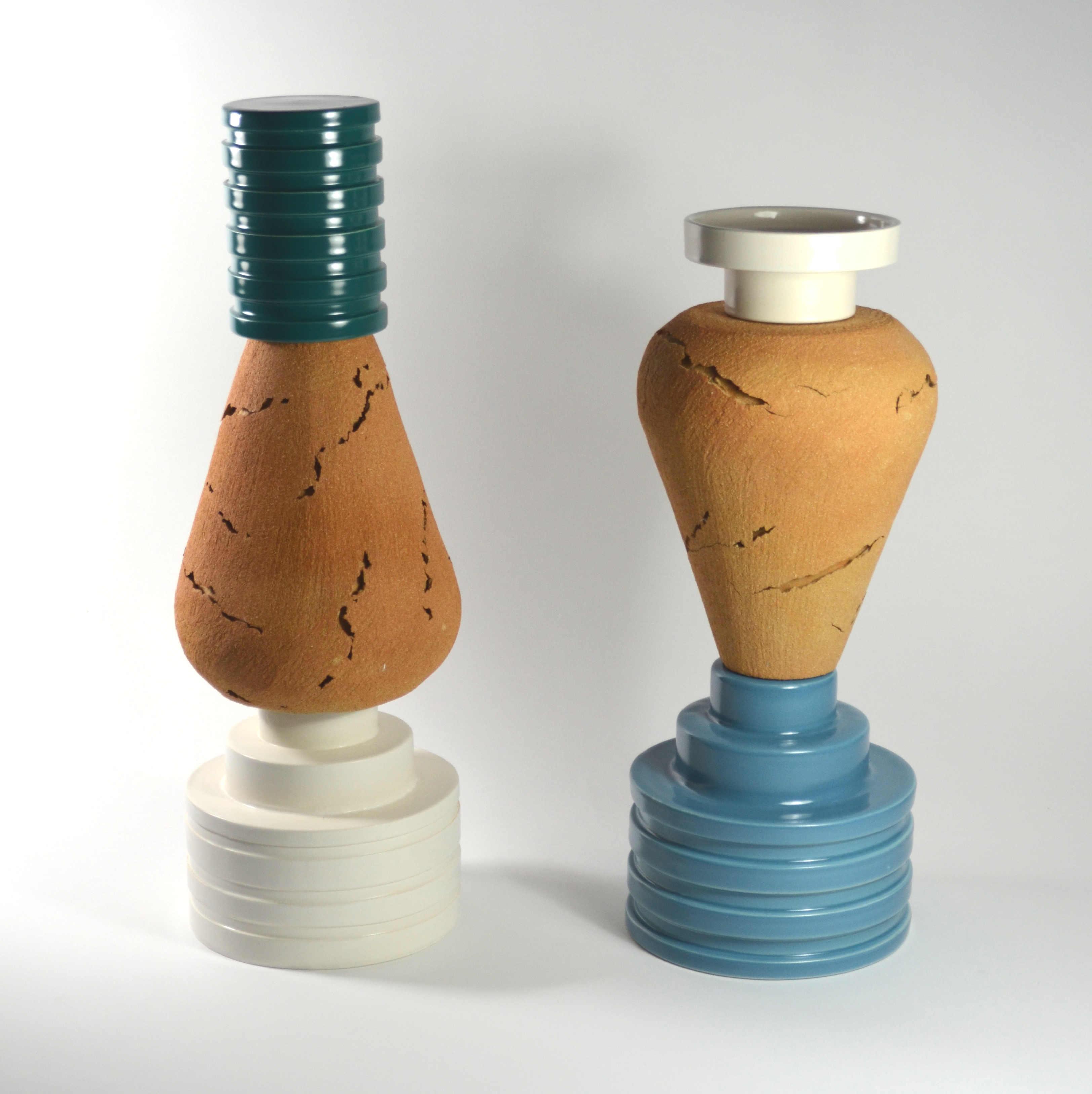 sculpture céramique Emmanuel Chevrel