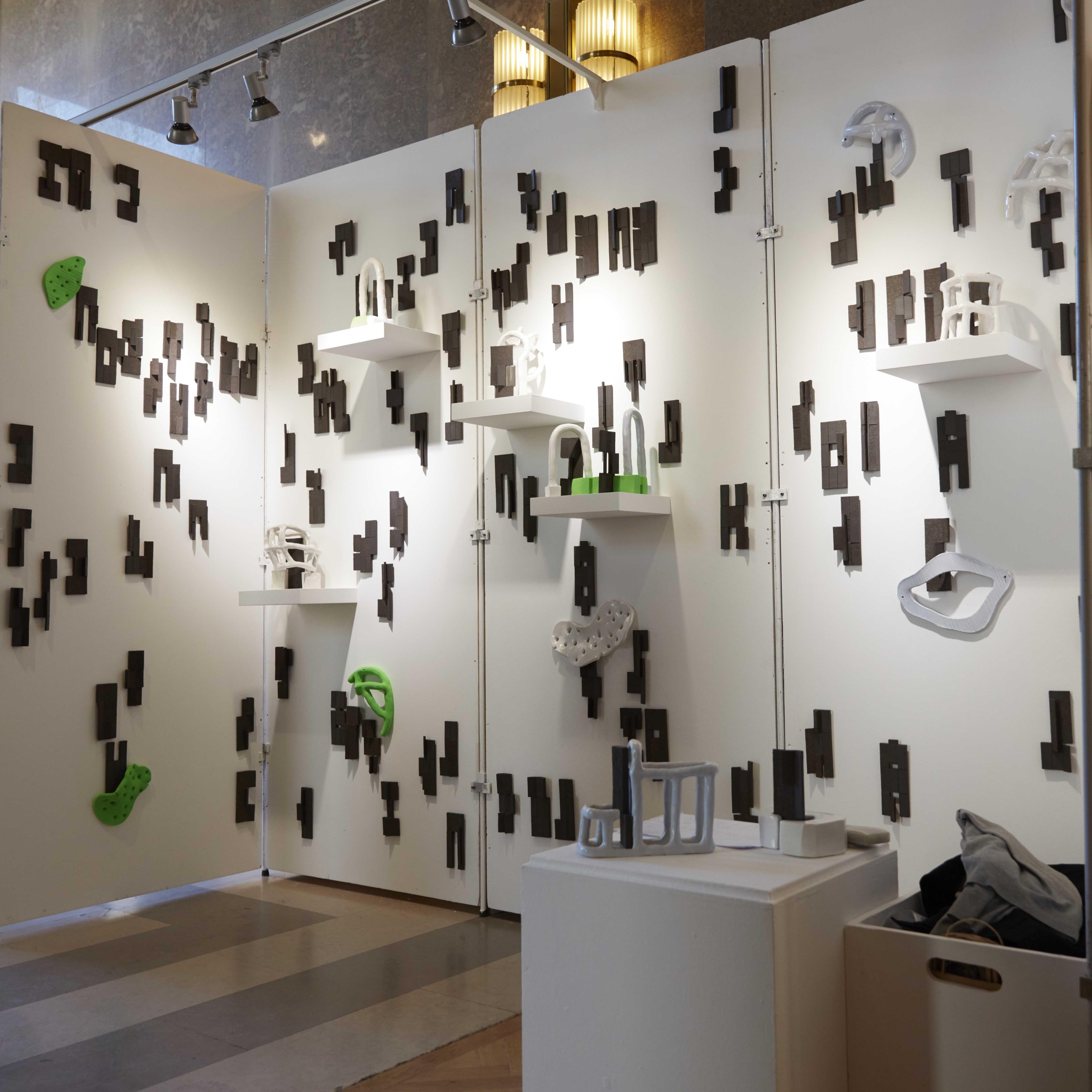 Exposition ceramique 14 art contemporain castaing for Art et artiste