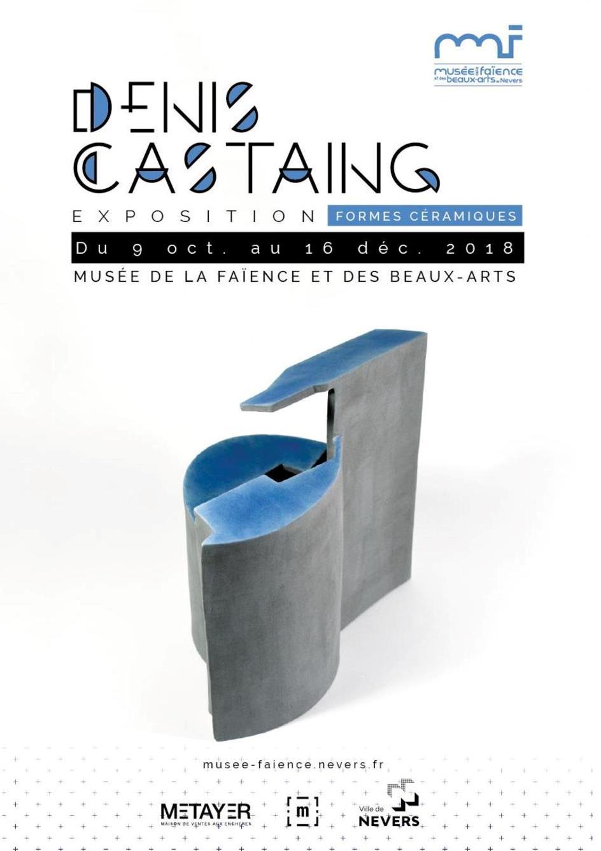 Denis-Castaing-céramique-sculptures
